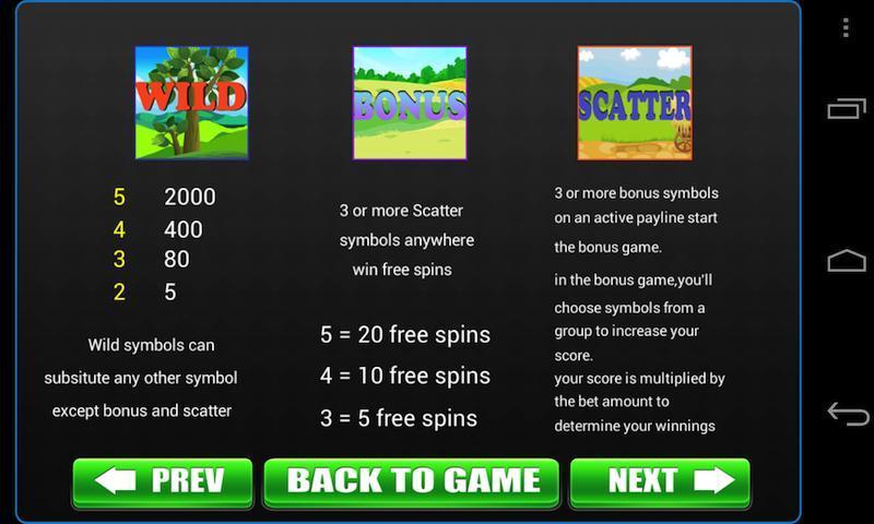 Happy Farm Slots - Free Vegas Jackpot Casino Slots 1.3.1 Screenshot 2