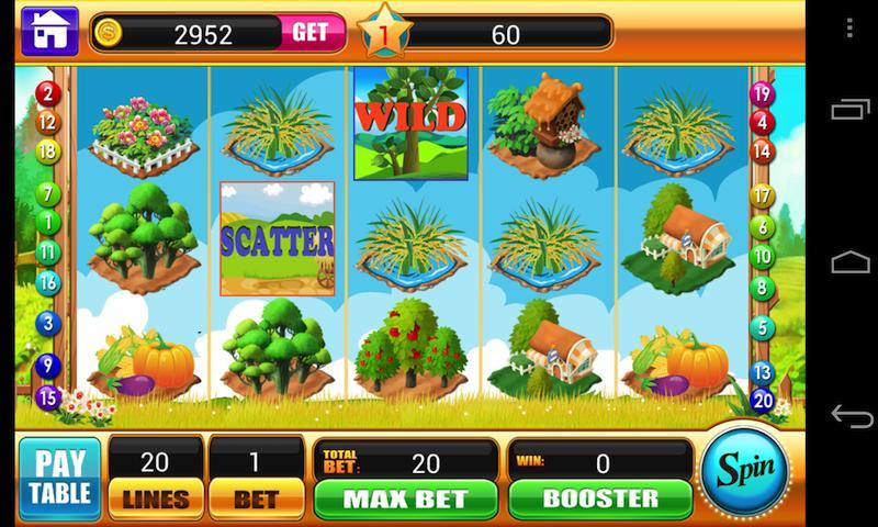 Happy Farm Slots - Free Vegas Jackpot Casino Slots 1.3.1 Screenshot 3