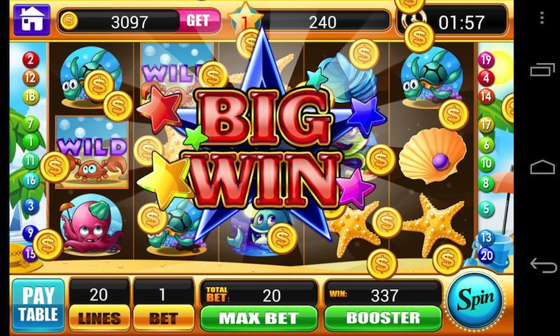 Ocean Story Slots - Free Vegas Casino Games 1.2.9 Screenshot 1