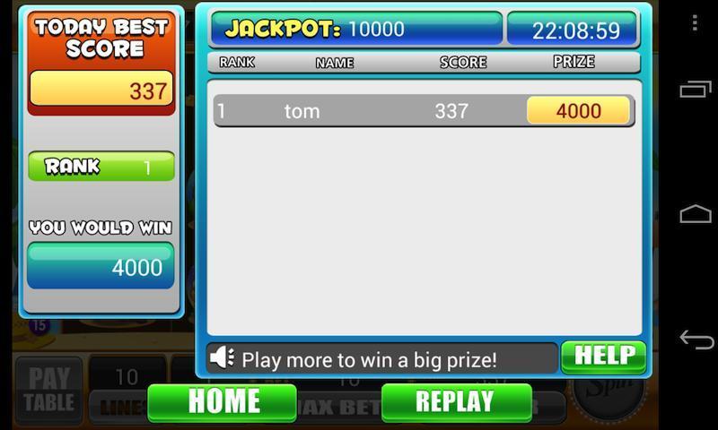 Ocean Story Slots - Free Vegas Casino Games 1.2.9 Screenshot 4