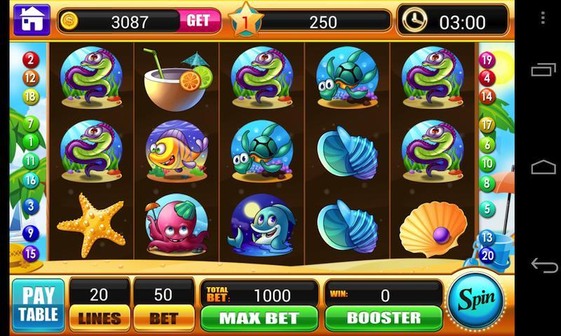 Ocean Story Slots - Free Vegas Casino Games 1.2.9 Screenshot 5
