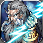 Slots - Titan's Wrath - Vegas Slot Machine Games app icon