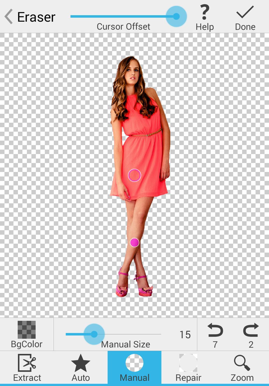 Background Eraser 2.6.1 Screenshot 2