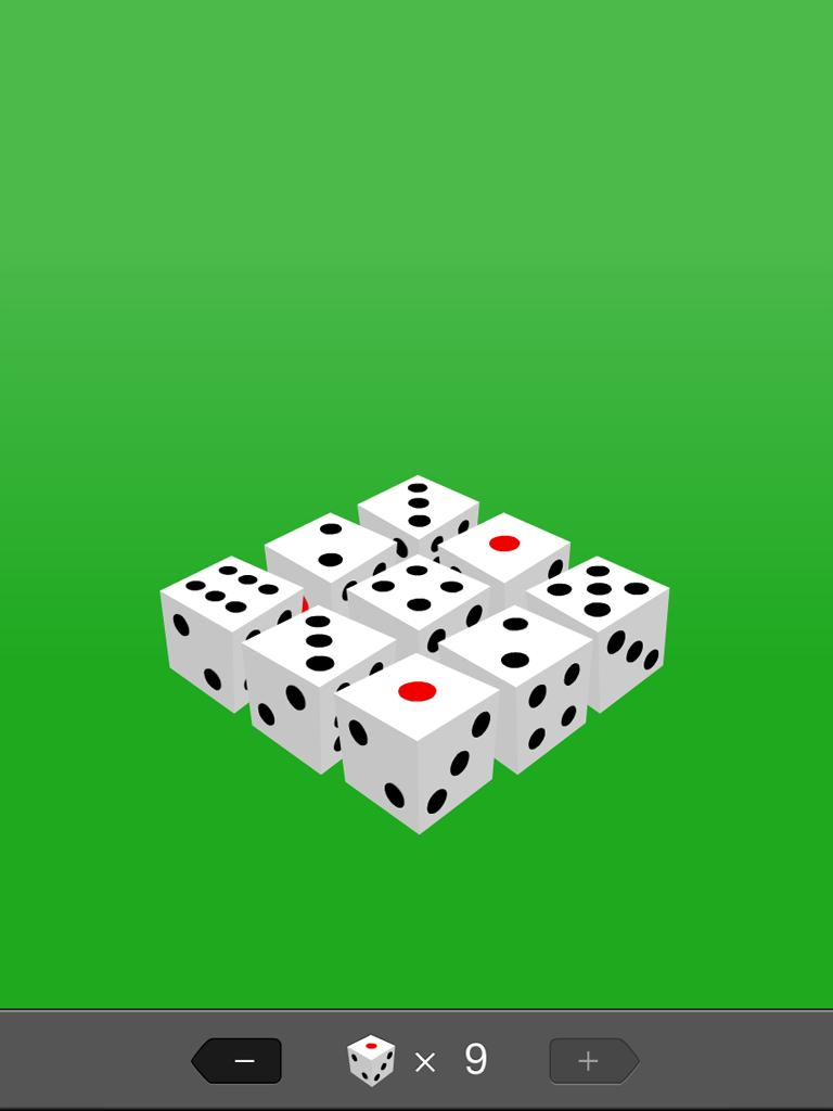 10 Dice Free 1.05 Screenshot 6