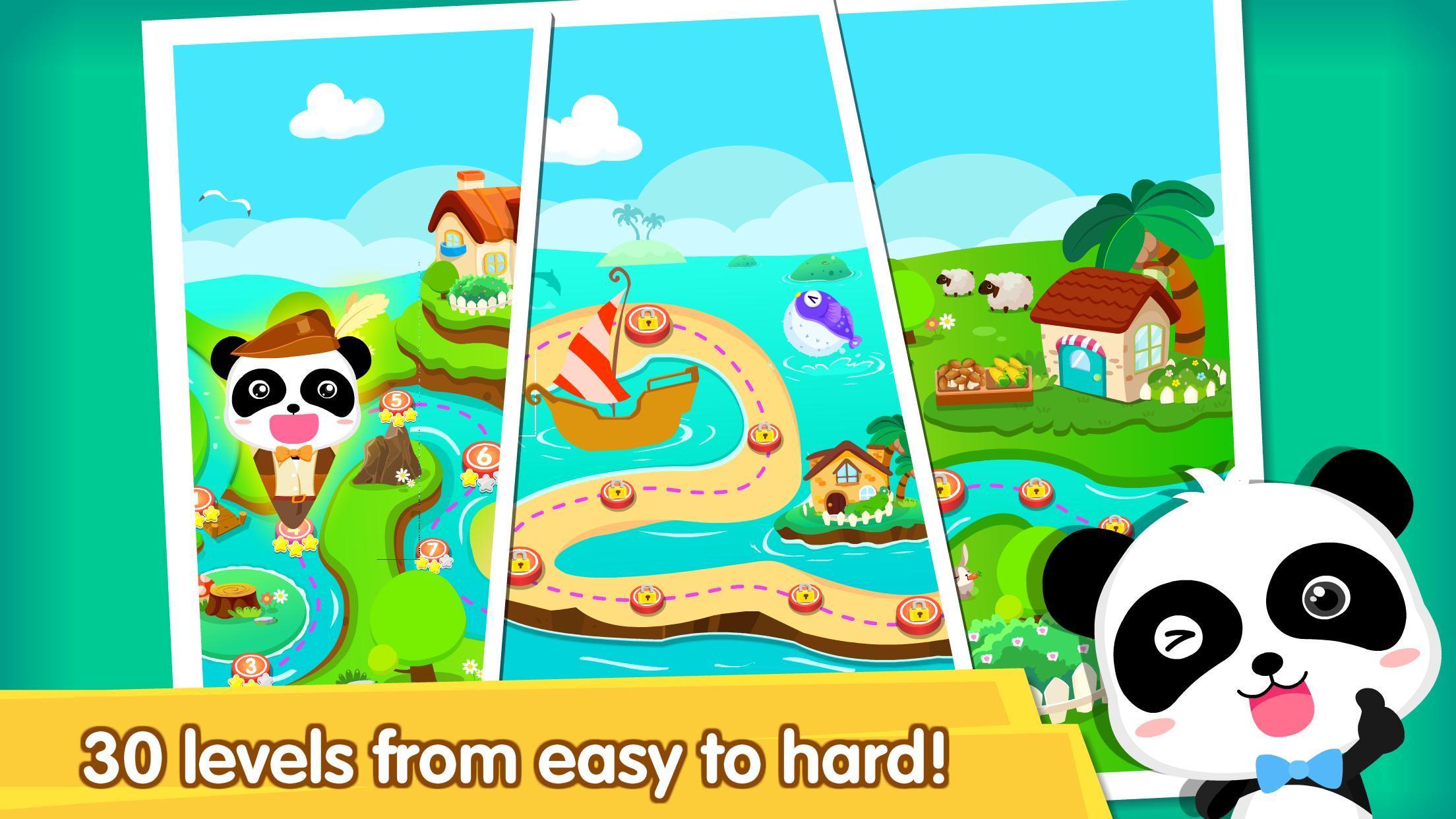 Baby Panda Finds Numbers 8.43.00.10 Screenshot 8