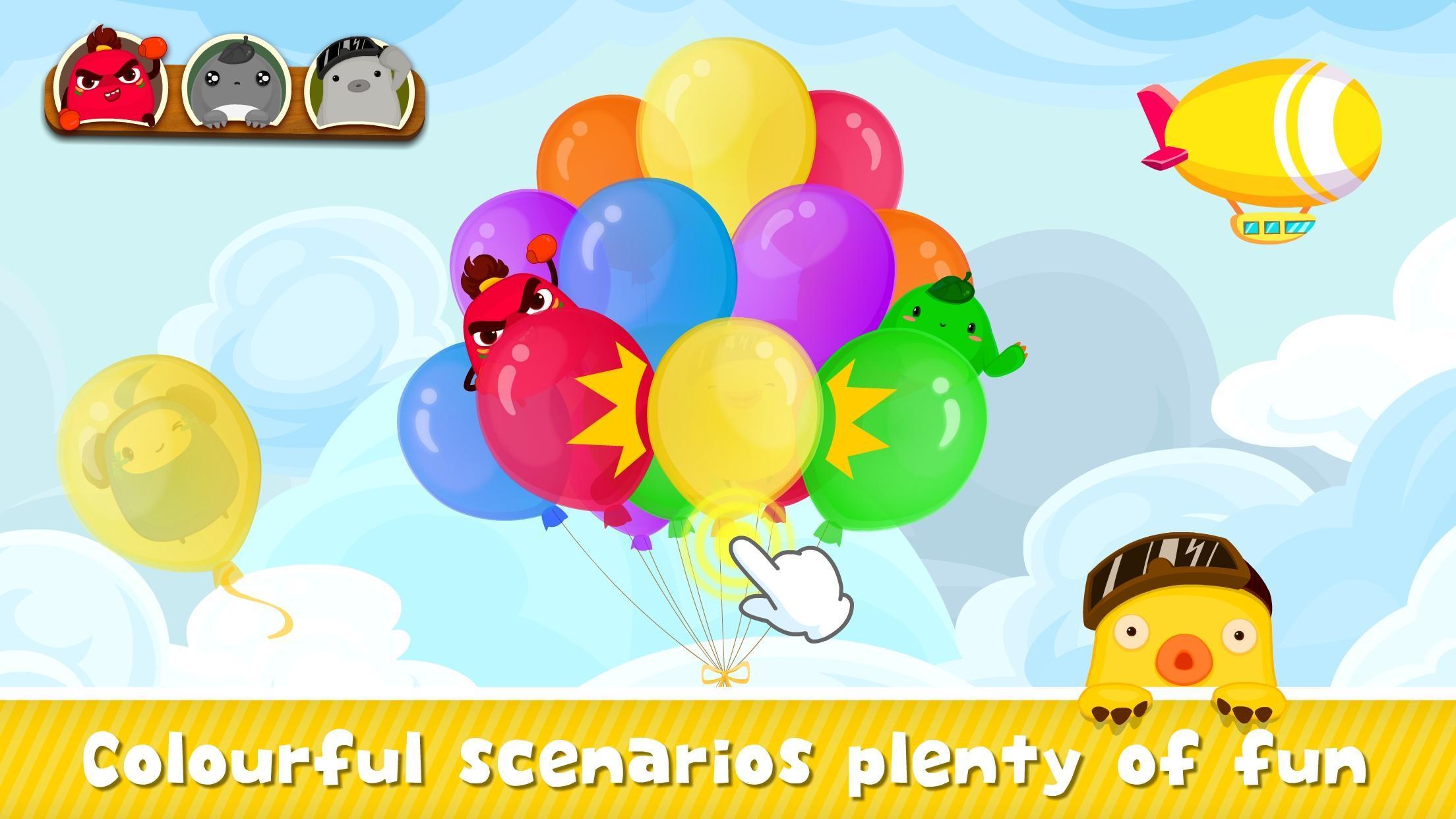 Baby Panda Hide and Seek 8.40.00.10 Screenshot 2