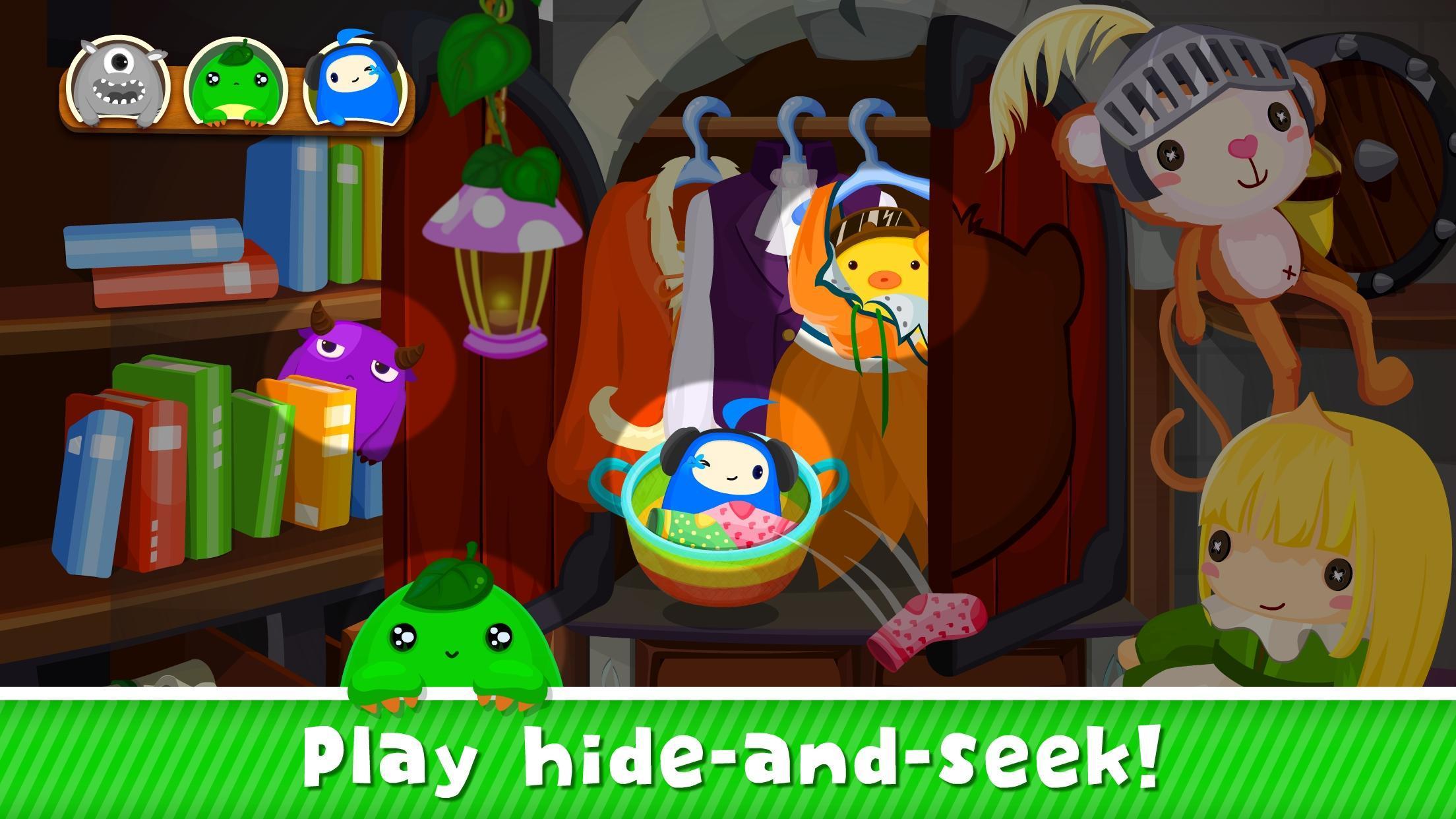 Baby Panda Hide and Seek 8.40.00.10 Screenshot 3