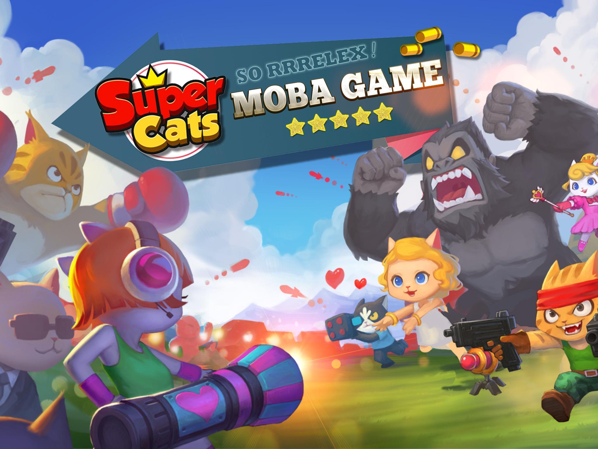 Super Cats 1.0.59 Screenshot 1