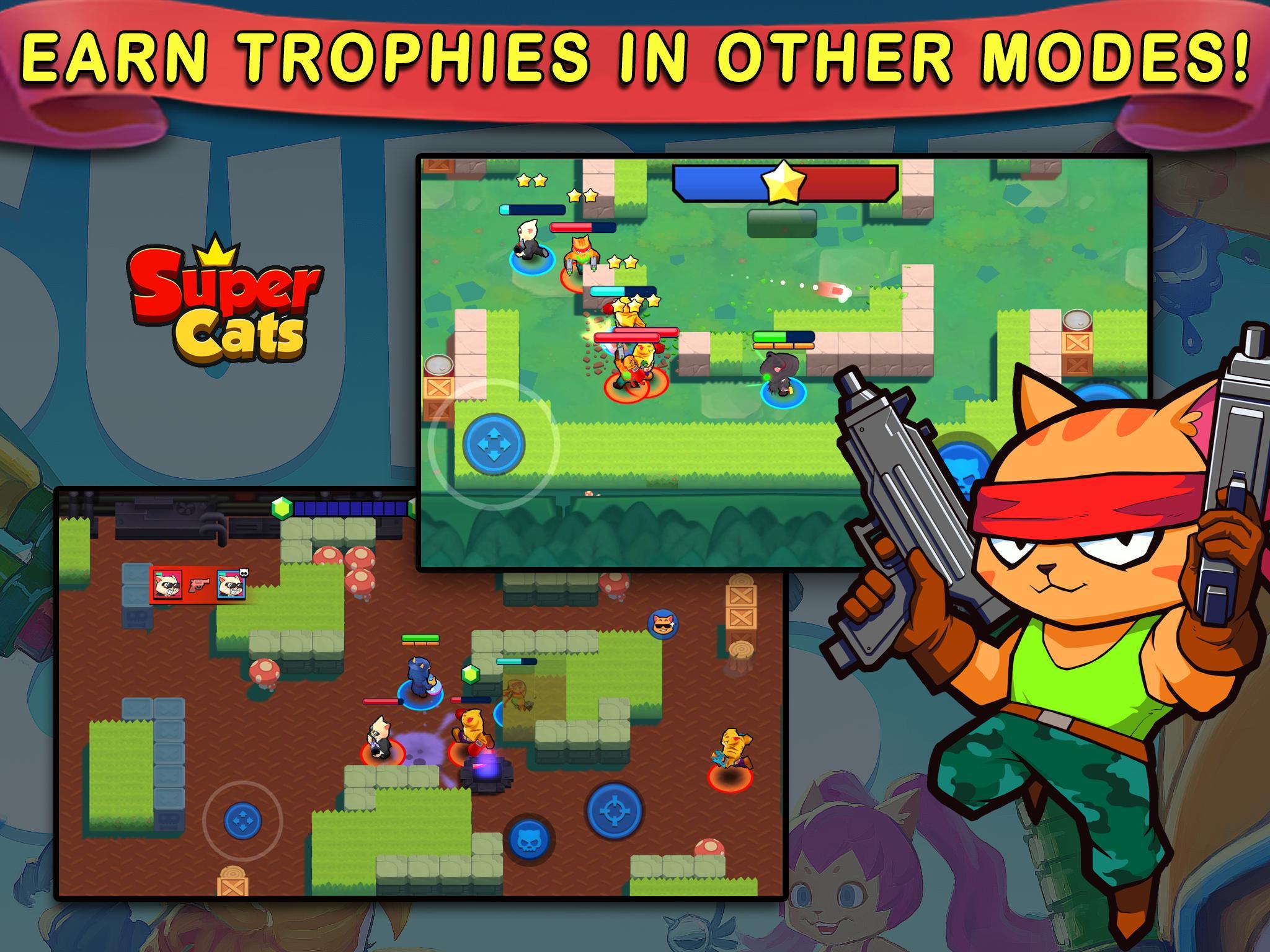 Super Cats 1.0.59 Screenshot 10