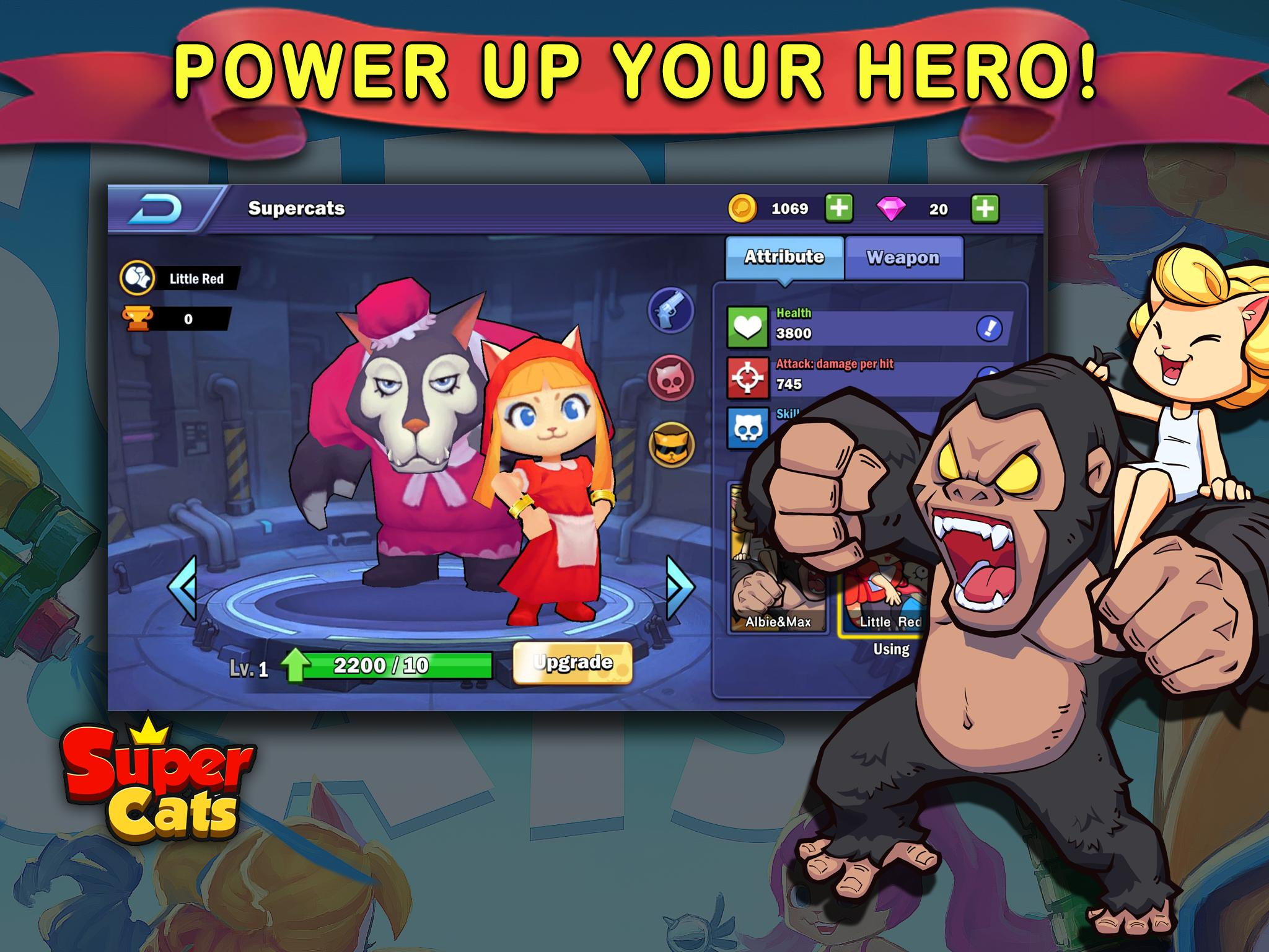 Super Cats 1.0.59 Screenshot 12