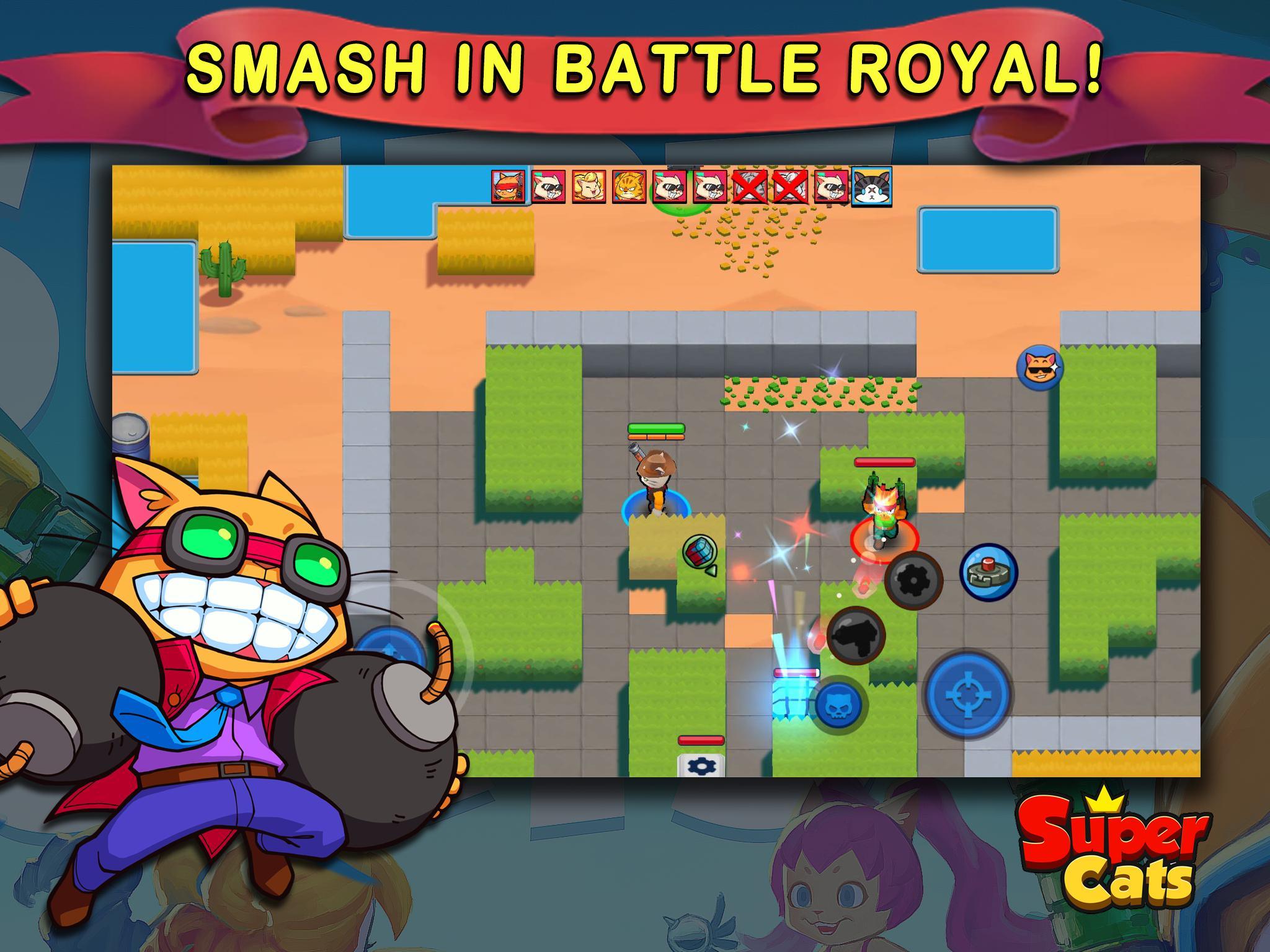 Super Cats 1.0.59 Screenshot 13