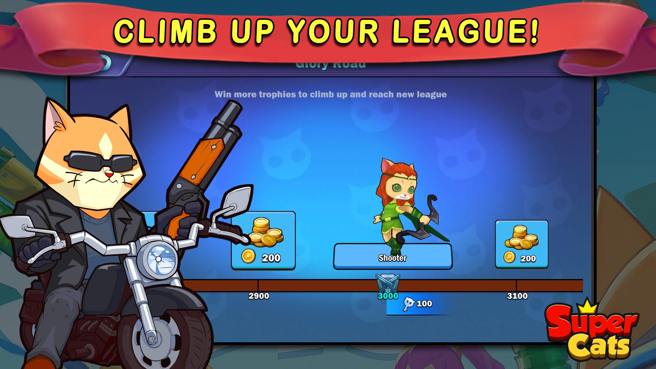 Super Cats 1.0.59 Screenshot 14