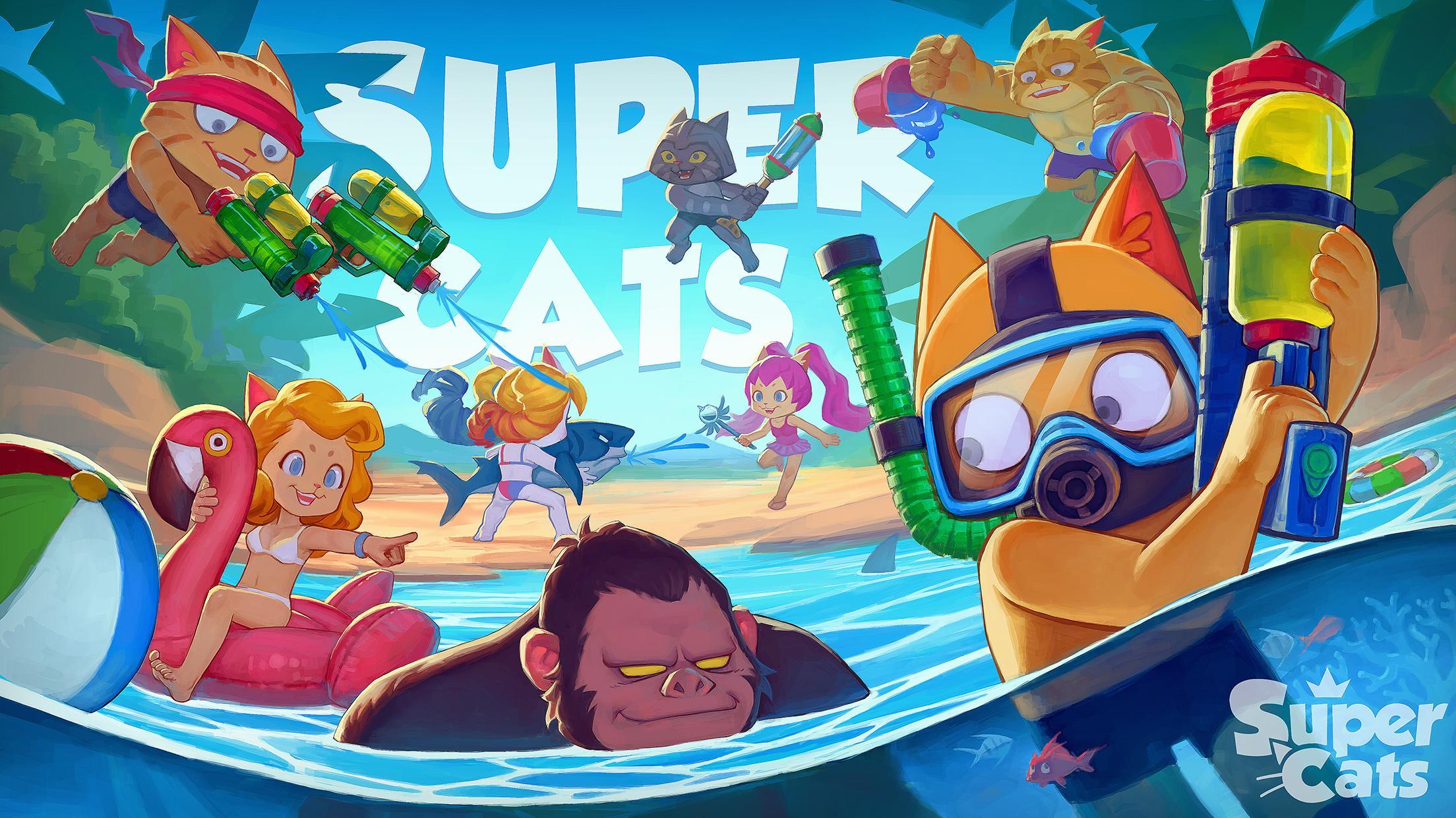 Super Cats 1.0.59 Screenshot 23