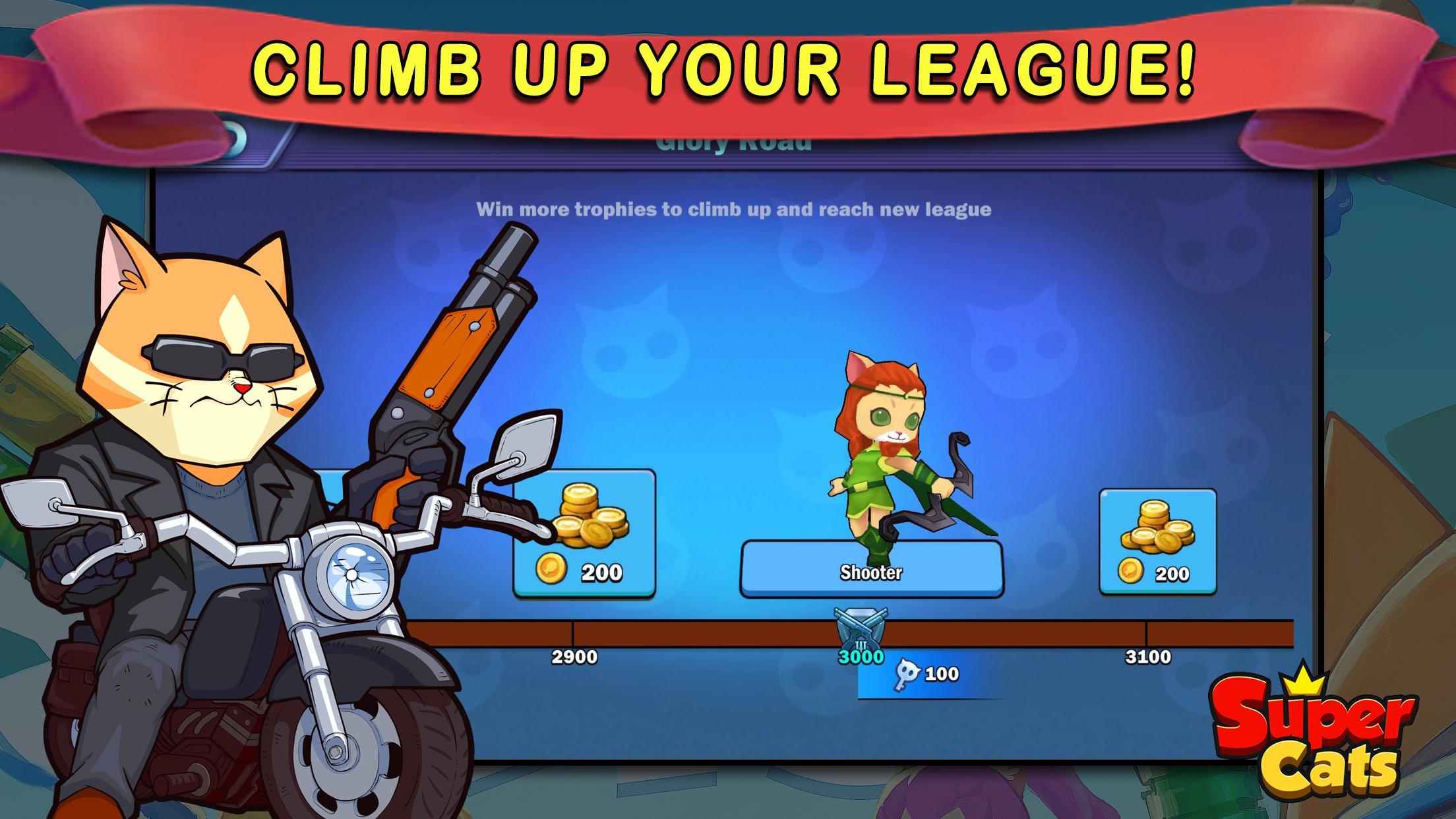 Super Cats 1.0.59 Screenshot 6