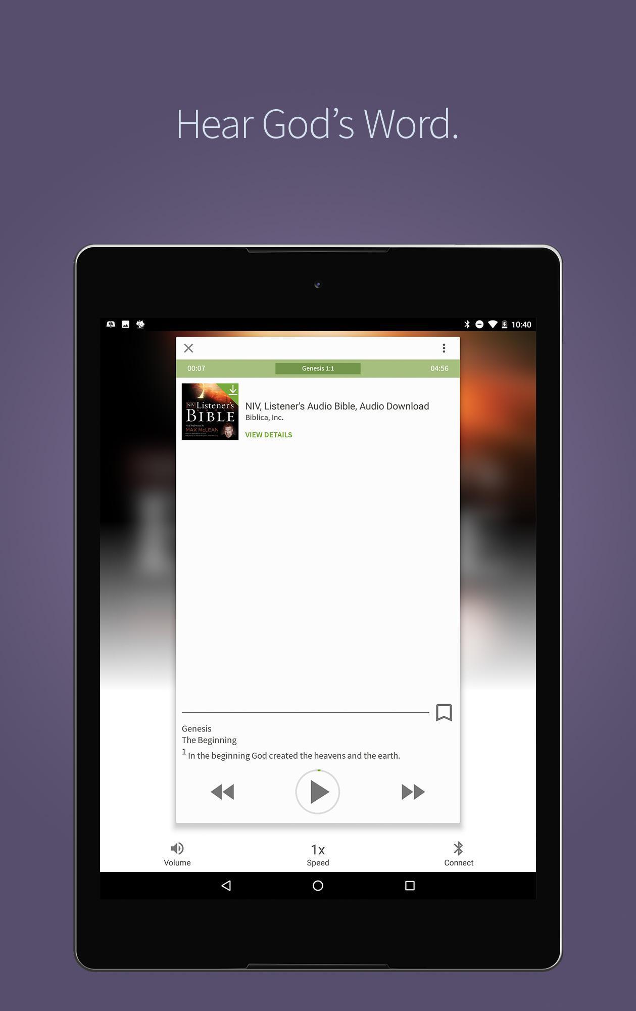 Bible App by Olive Tree 7.5.4.0.5664 Screenshot 10