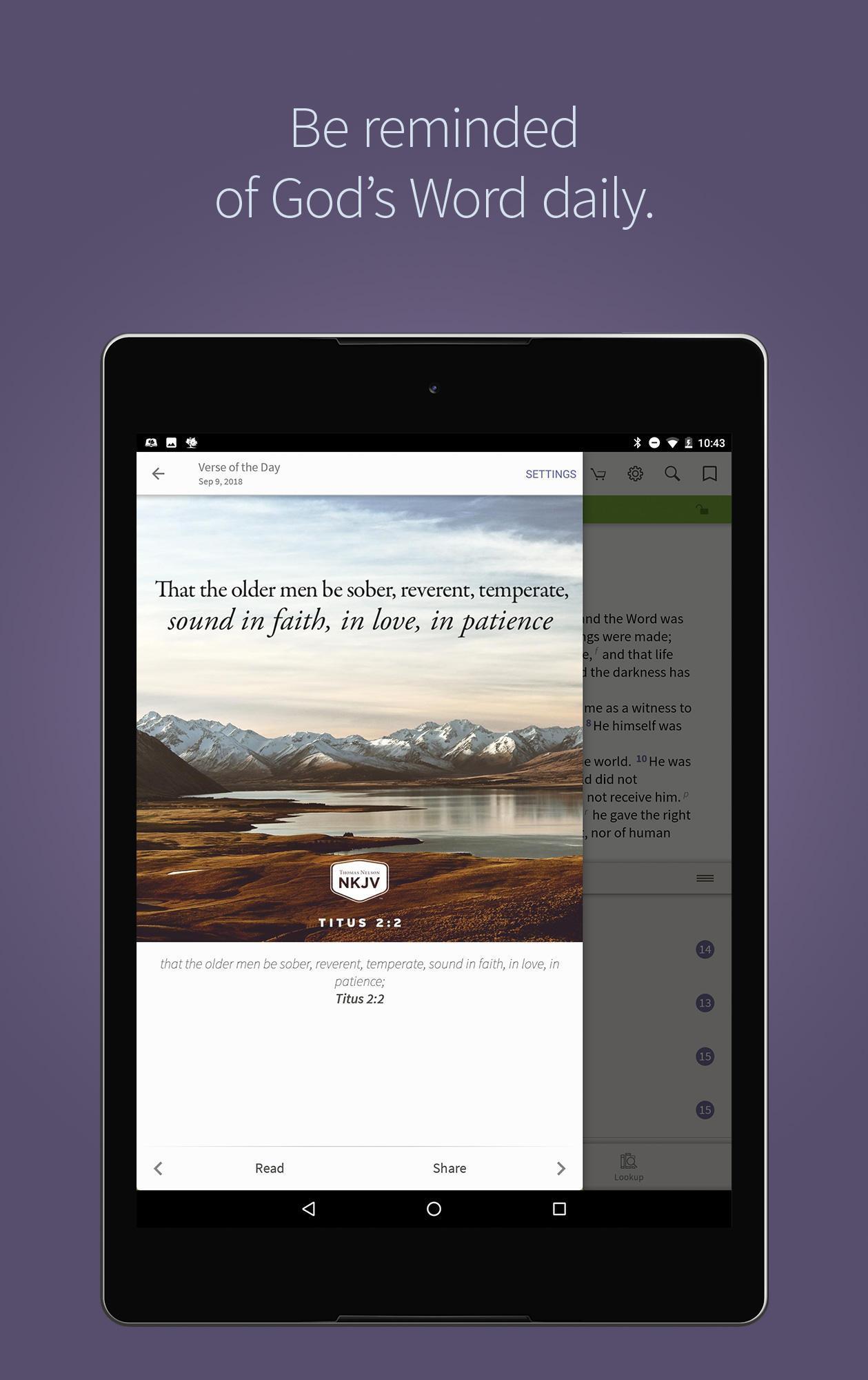 Bible App by Olive Tree 7.5.4.0.5664 Screenshot 11