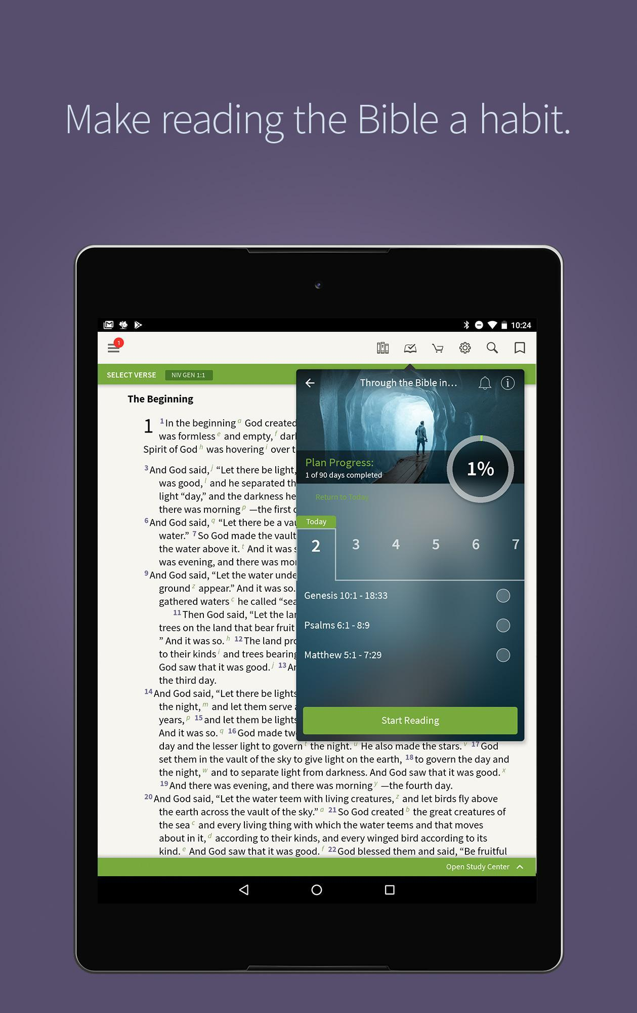 Bible App by Olive Tree 7.5.4.0.5664 Screenshot 12