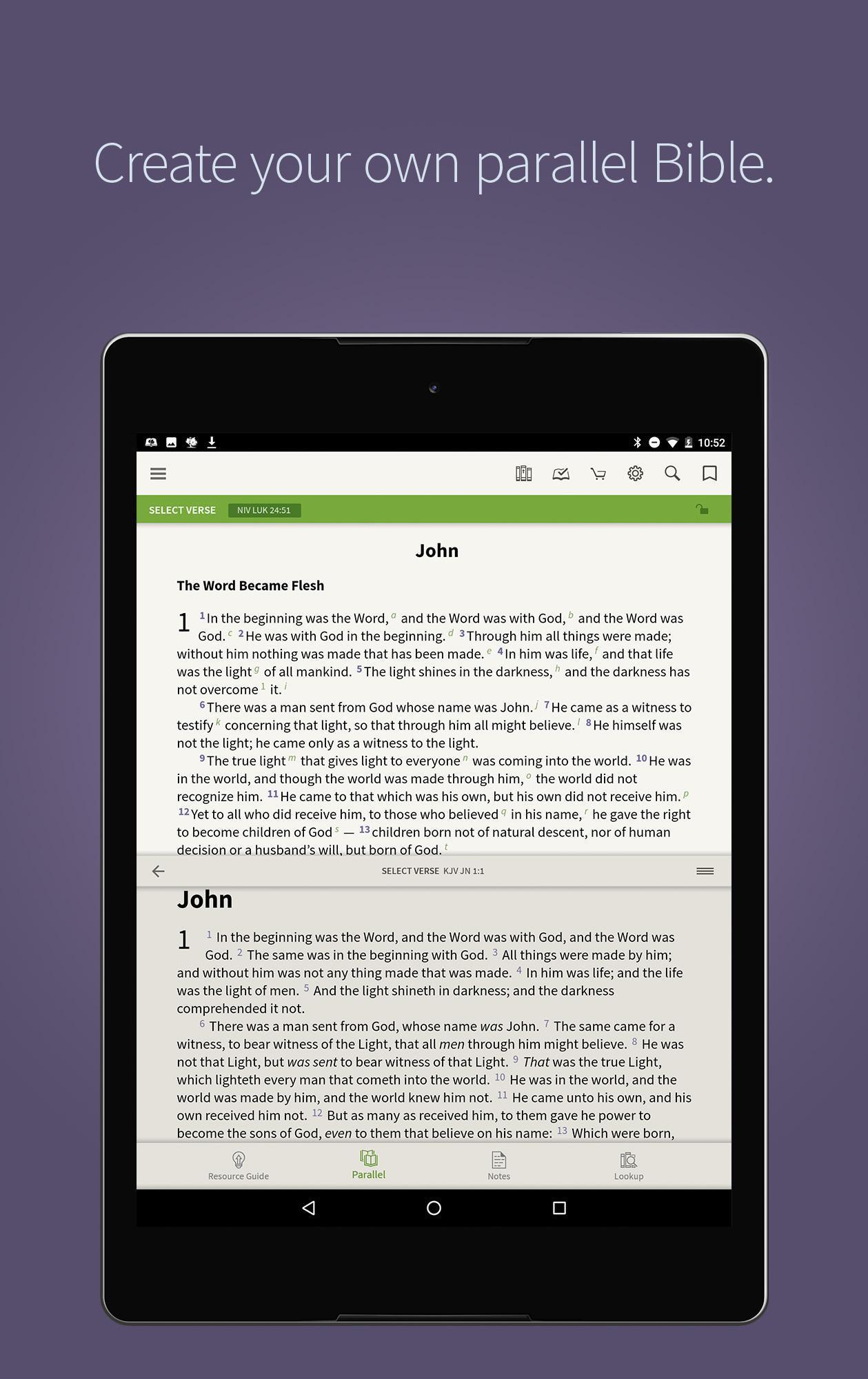 Bible App by Olive Tree 7.5.4.0.5664 Screenshot 14