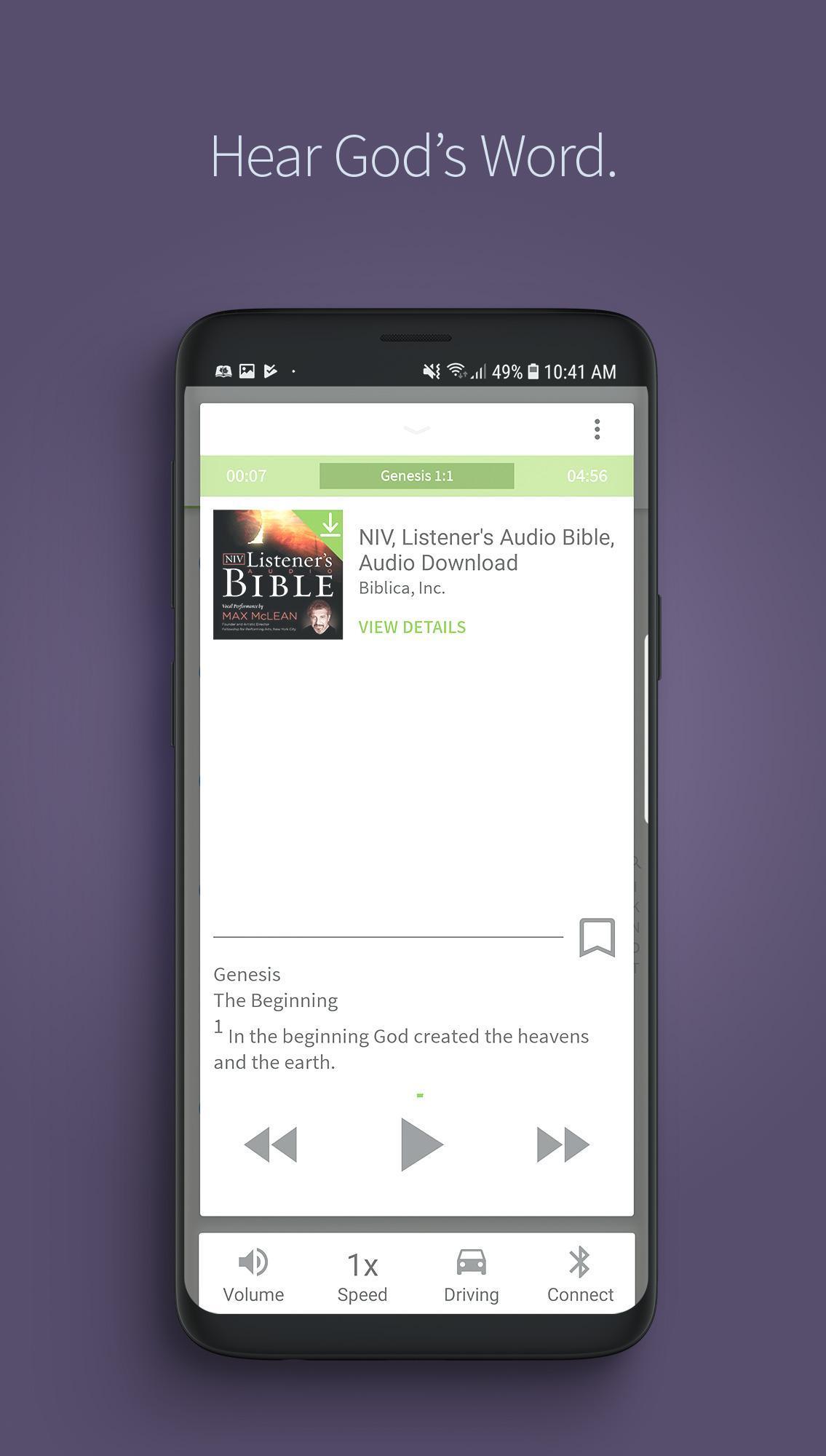 Bible App by Olive Tree 7.5.4.0.5664 Screenshot 2