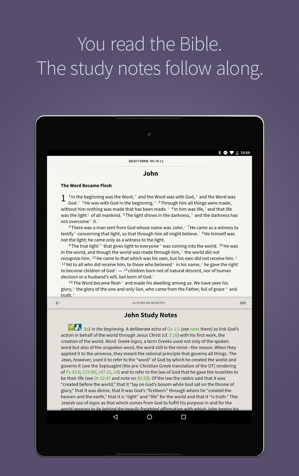 Bible App by Olive Tree 7.5.4.0.5664 Screenshot 23