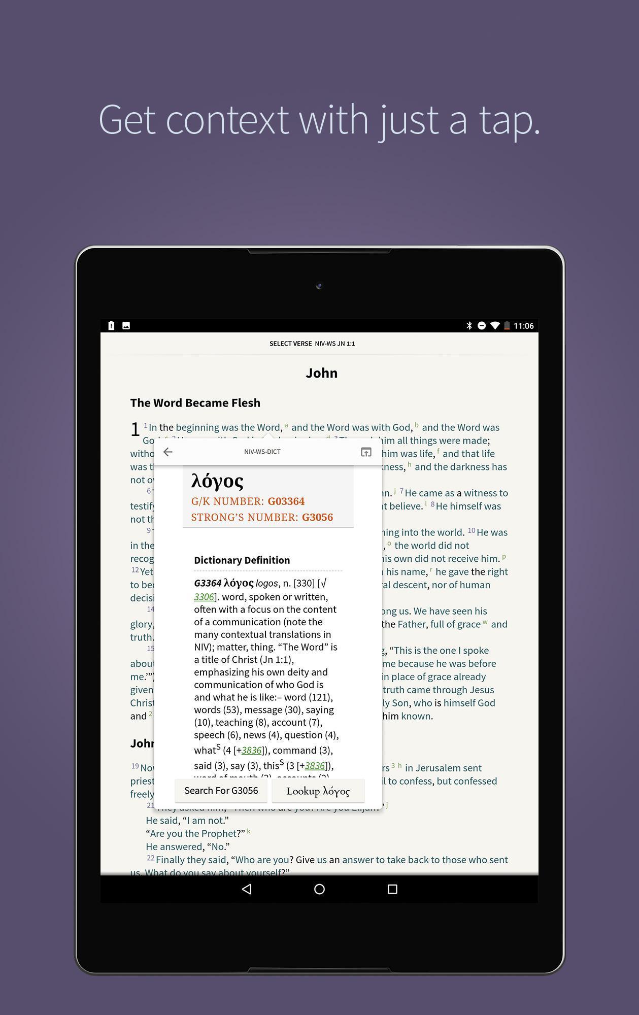 Bible App by Olive Tree 7.5.4.0.5664 Screenshot 24