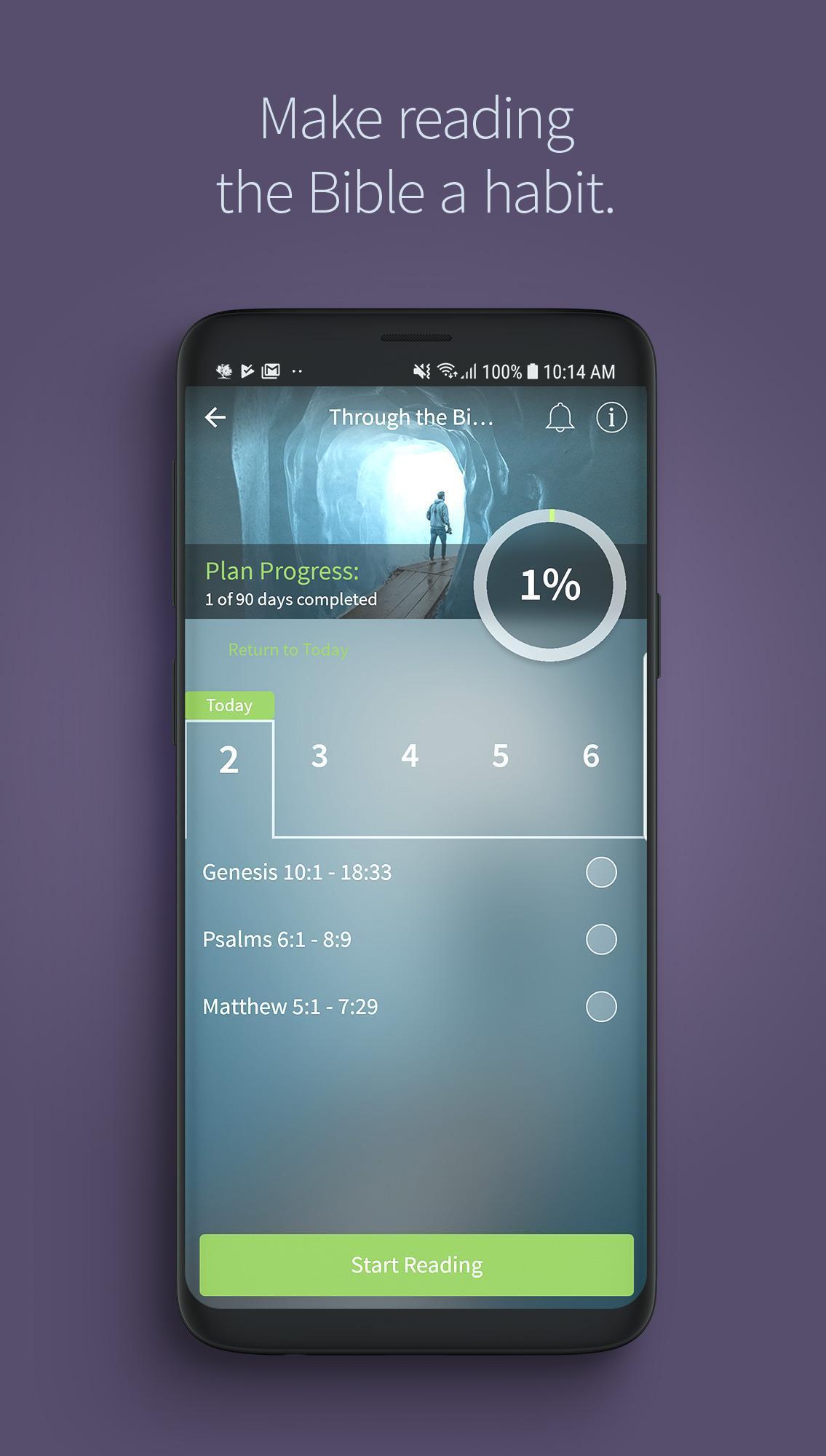 Bible App by Olive Tree 7.5.4.0.5664 Screenshot 4