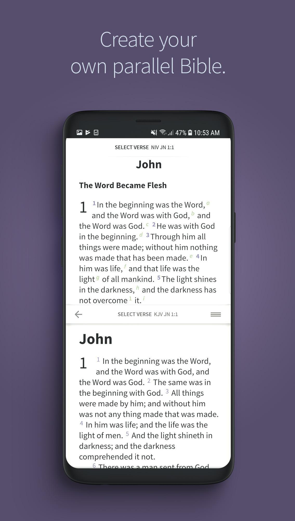 Bible App by Olive Tree 7.5.4.0.5664 Screenshot 6