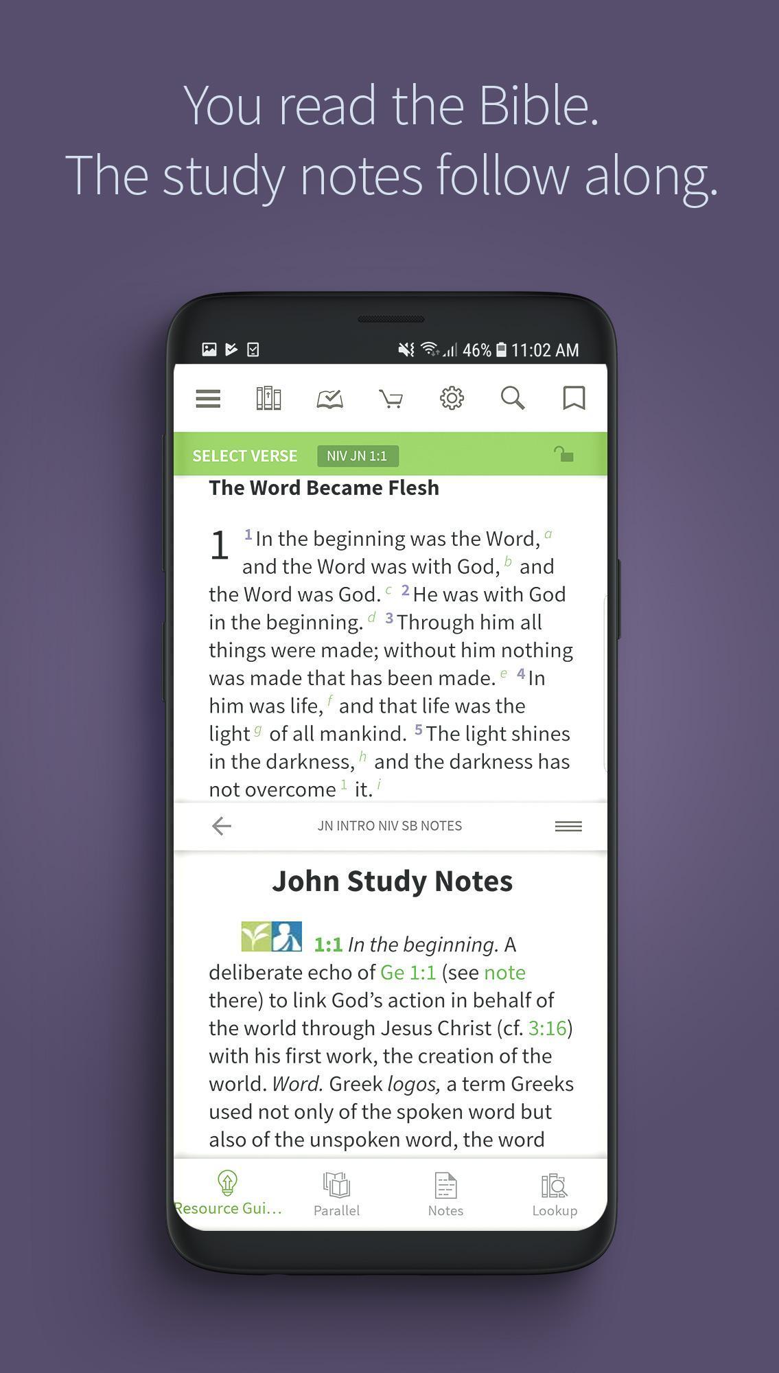 Bible App by Olive Tree 7.5.4.0.5664 Screenshot 7