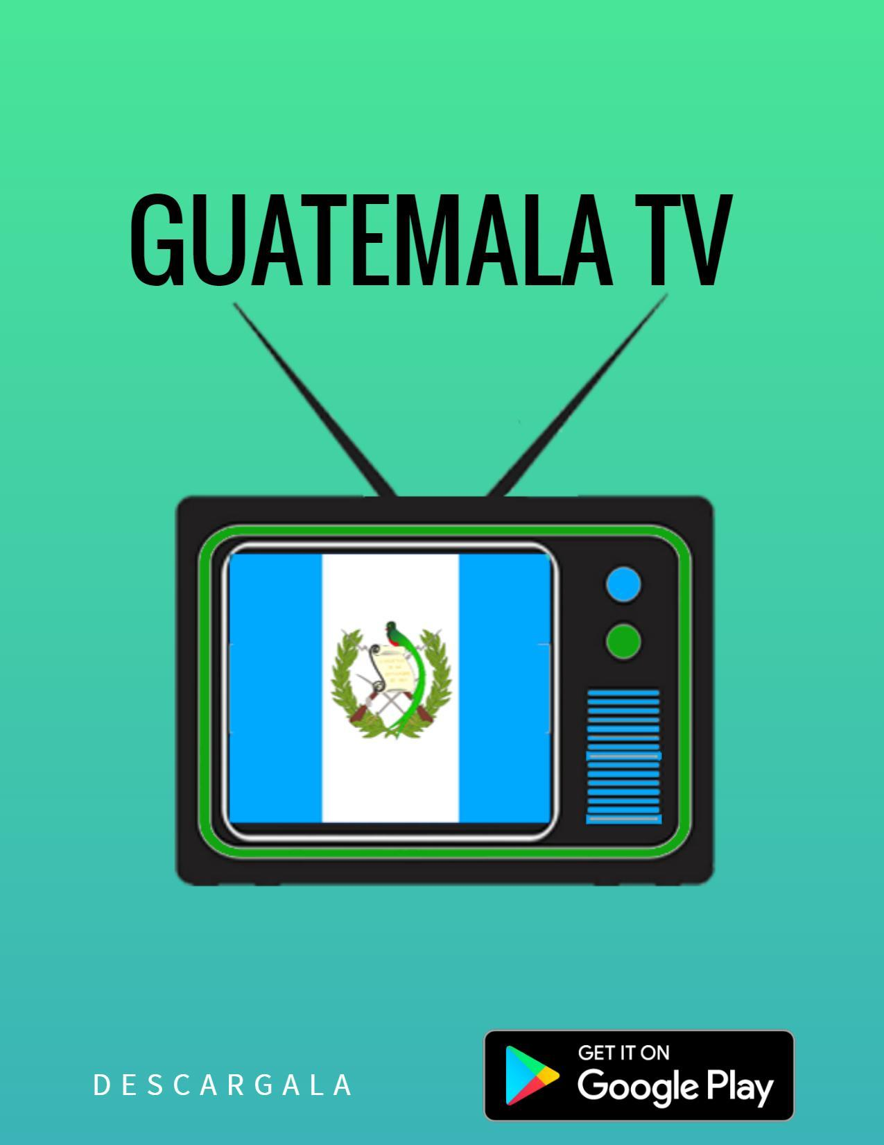 Guatemala TV Gratis 9.8 Screenshot 2