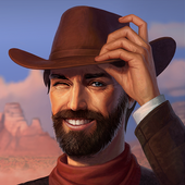 Westland Survival Be a survivor in the Wild West app icon