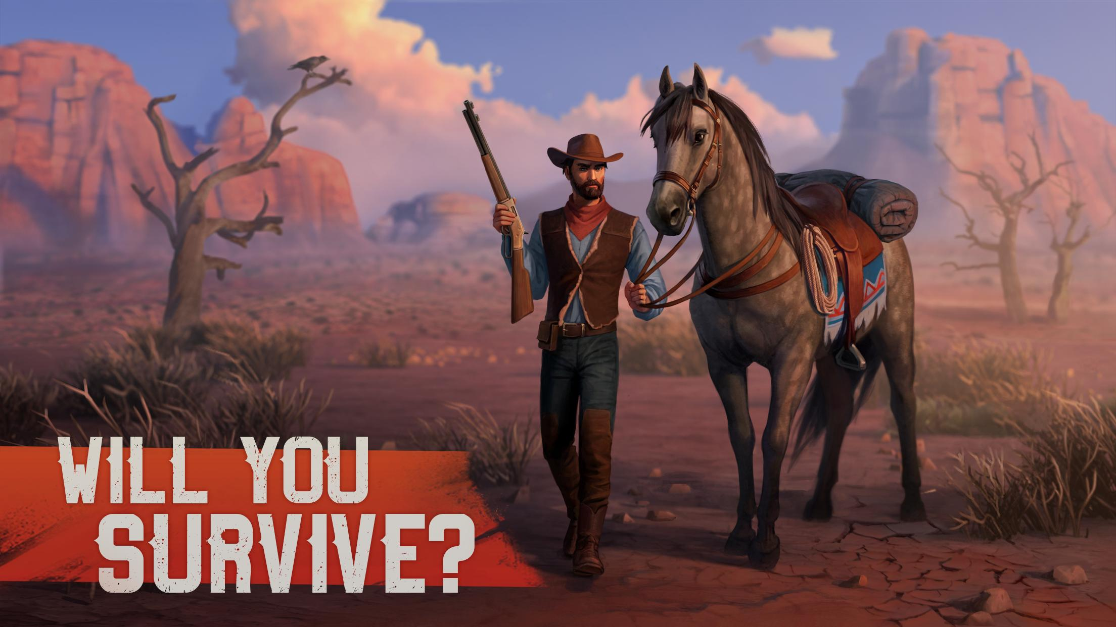 Westland Survival Be a survivor in the Wild West 0.17.1 Screenshot 2