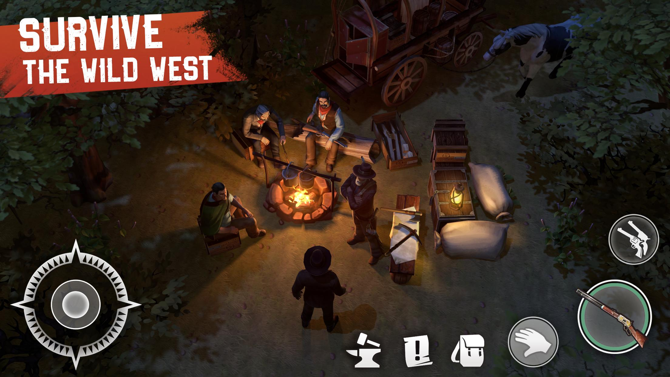 Westland Survival Be a survivor in the Wild West 0.17.1 Screenshot 3