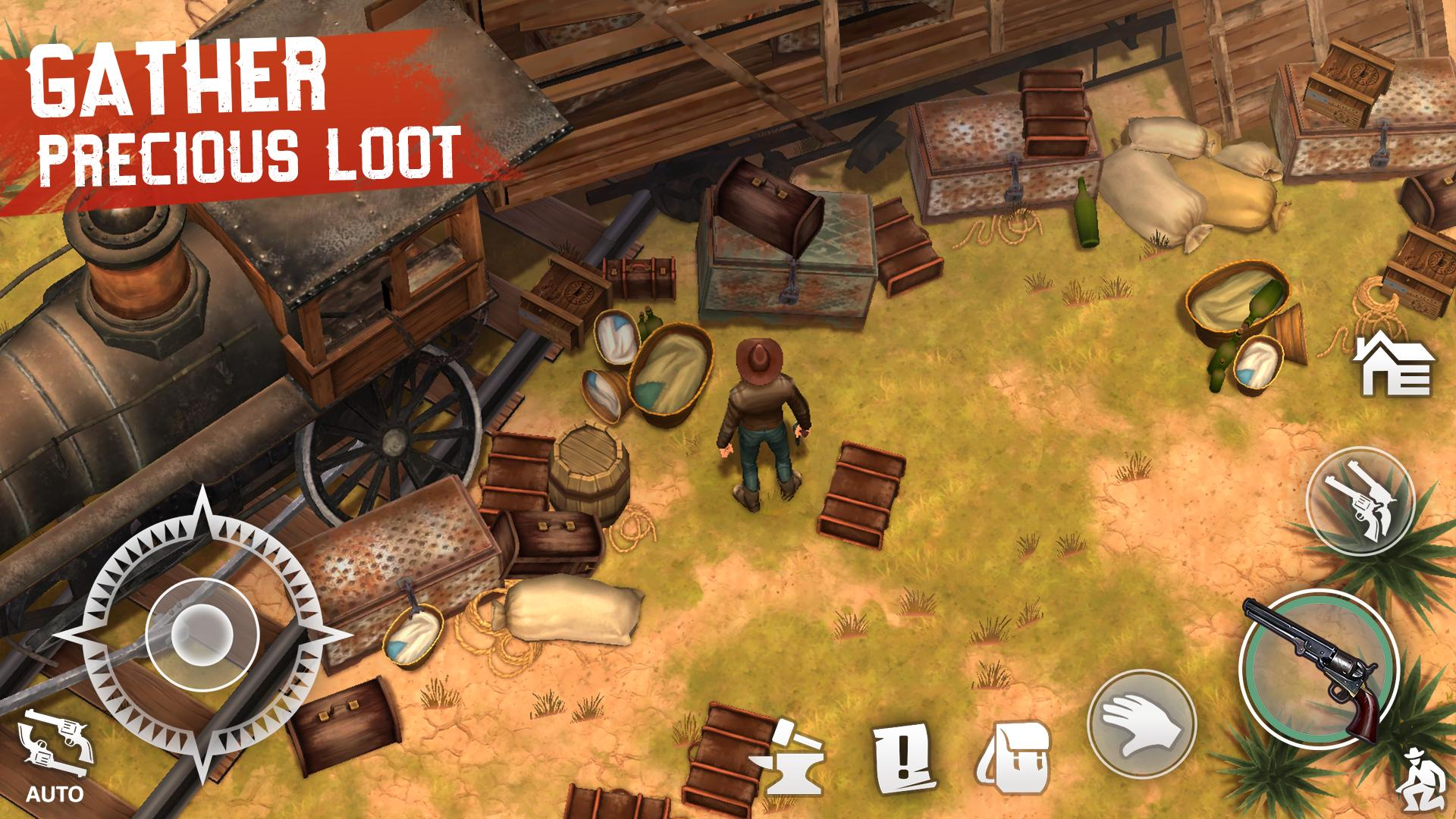 Westland Survival Be a survivor in the Wild West 0.17.1 Screenshot 8