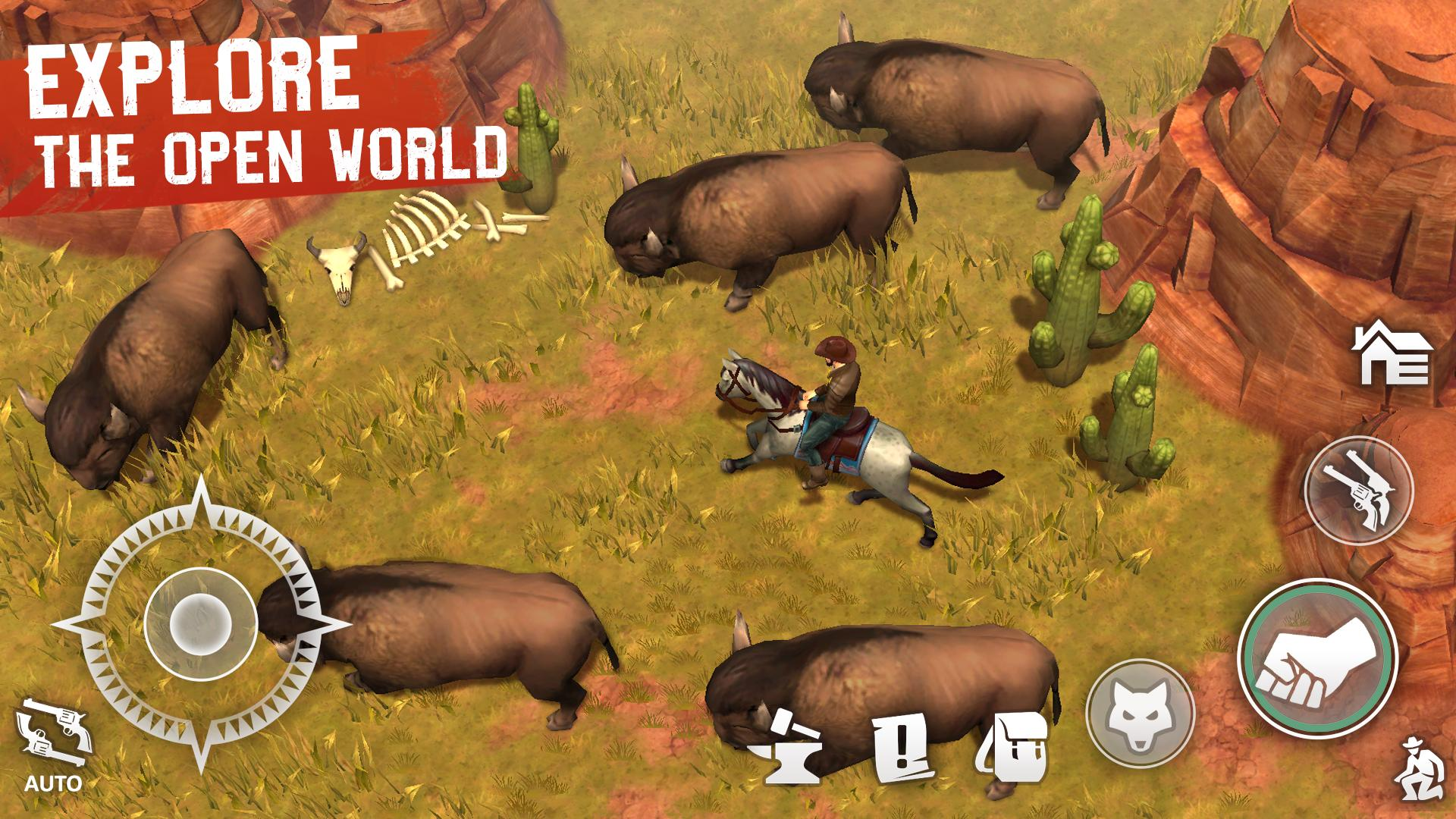 Westland Survival Be a survivor in the Wild West 0.17.1 Screenshot 9