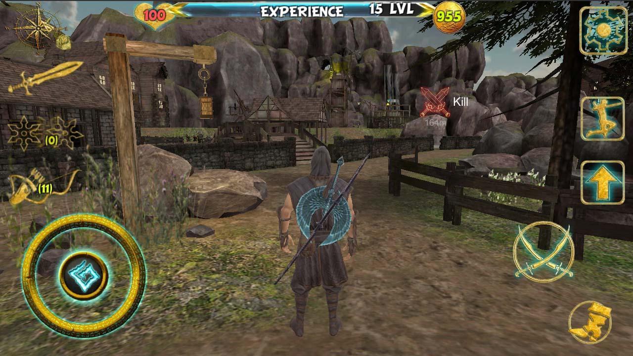 Ninja Samurai Assassin Hero 5 Blade of Fire 1.06 Screenshot 1