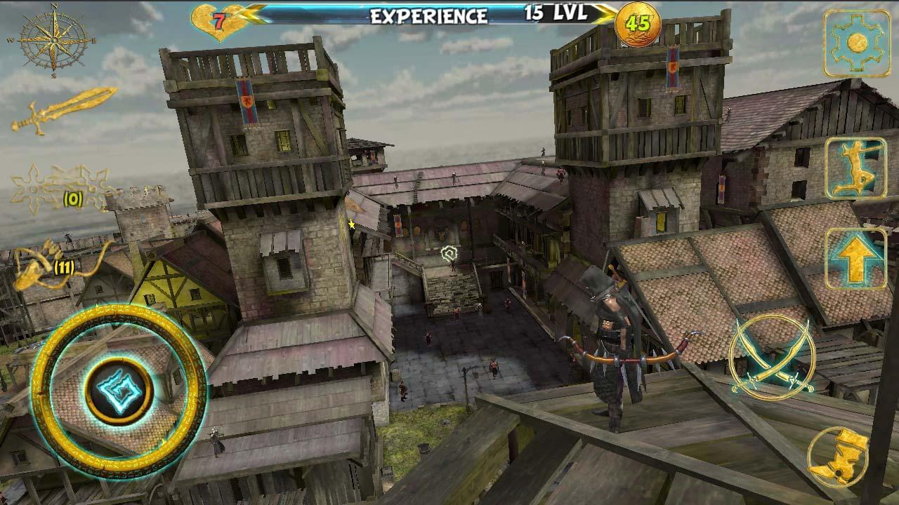 Ninja Samurai Assassin Hero 5 Blade of Fire 1.06 Screenshot 12