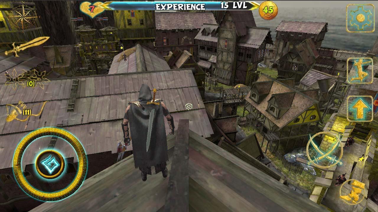 Ninja Samurai Assassin Hero 5 Blade of Fire 1.06 Screenshot 18