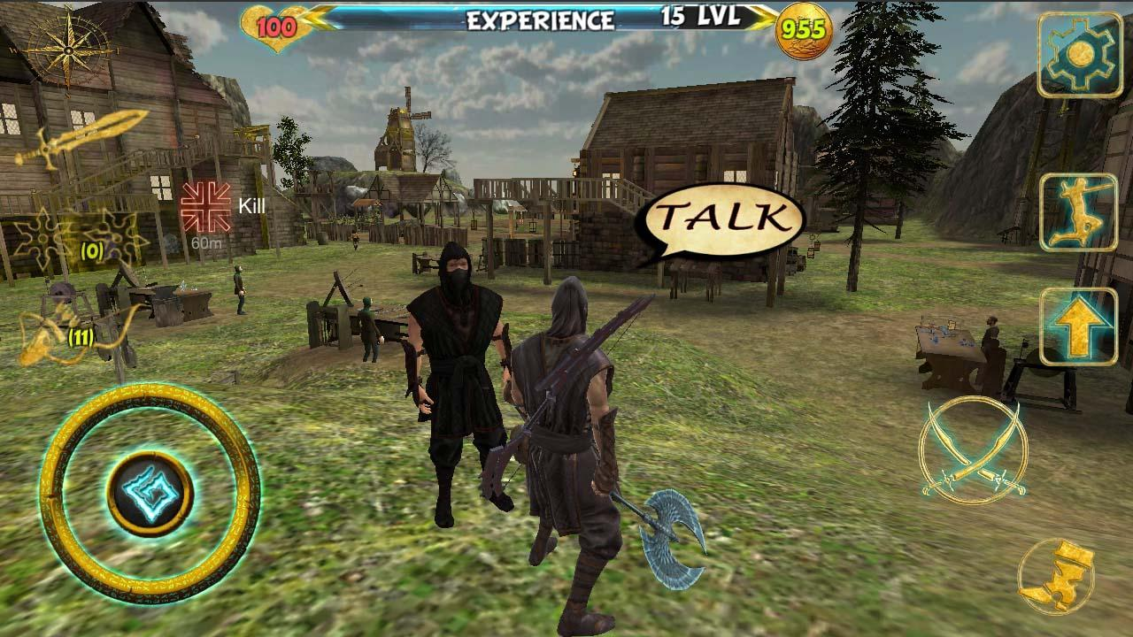 Ninja Samurai Assassin Hero 5 Blade of Fire 1.06 Screenshot 23