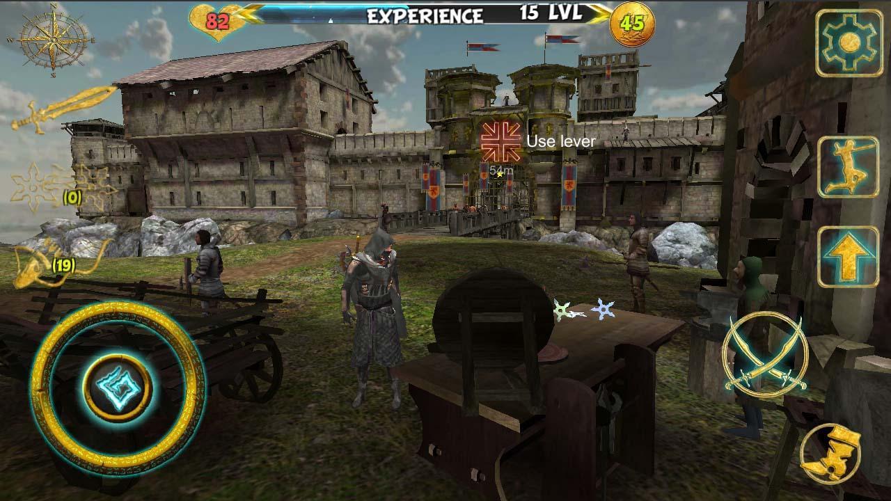 Ninja Samurai Assassin Hero 5 Blade of Fire 1.06 Screenshot 4