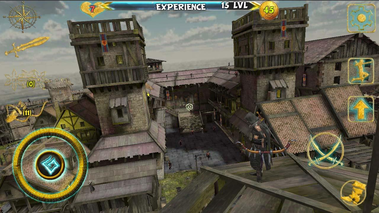 Ninja Samurai Assassin Hero 5 Blade of Fire 1.06 Screenshot 7