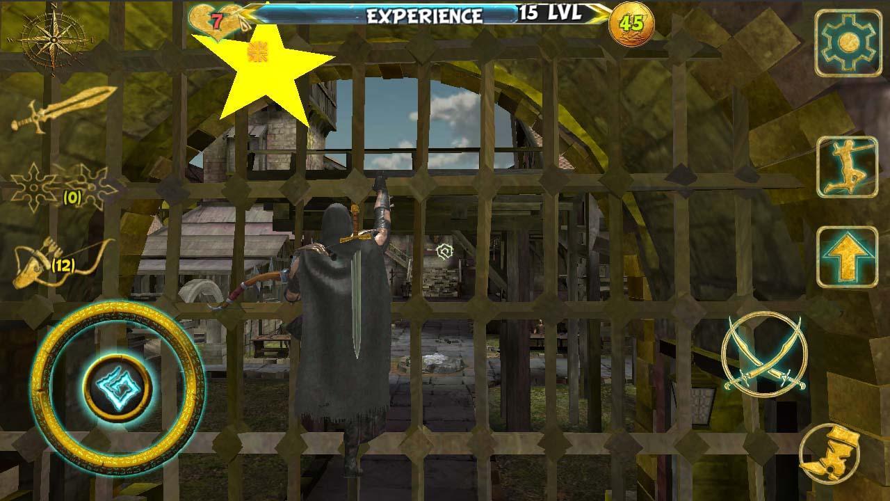 Ninja Samurai Assassin Hero 5 Blade of Fire 1.06 Screenshot 8