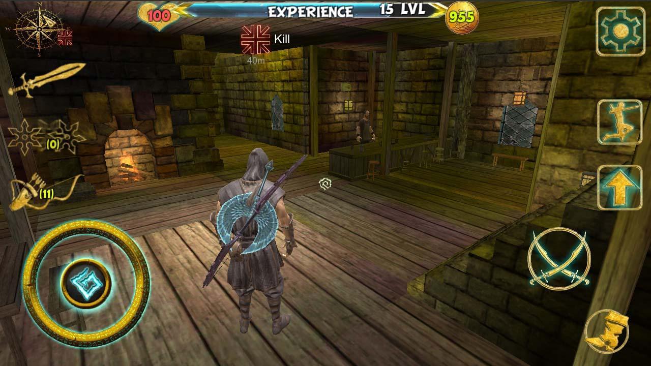 Ninja Samurai Assassin Hero 5 Blade of Fire 1.06 Screenshot 9