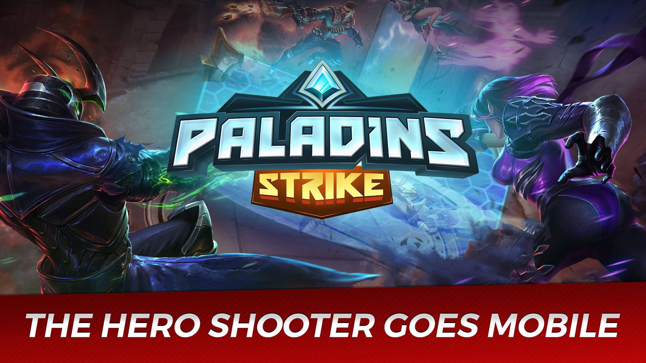 Paladins Strike 2.1 Screenshot 1