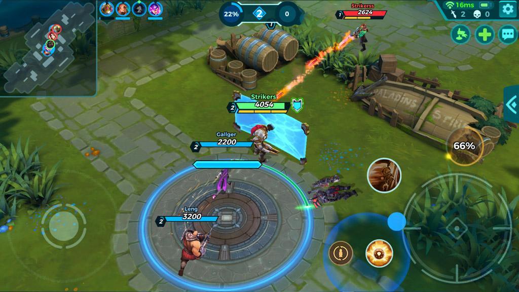 Paladins Strike 2.1 Screenshot 12