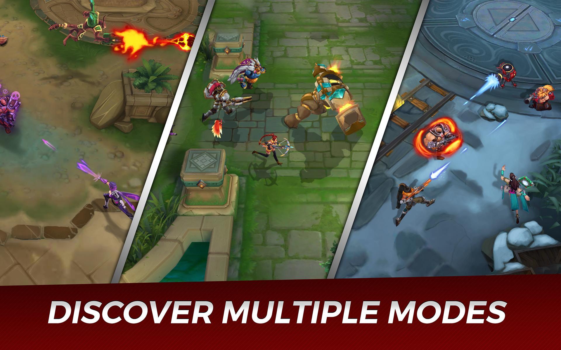 Paladins Strike 2.1 Screenshot 16