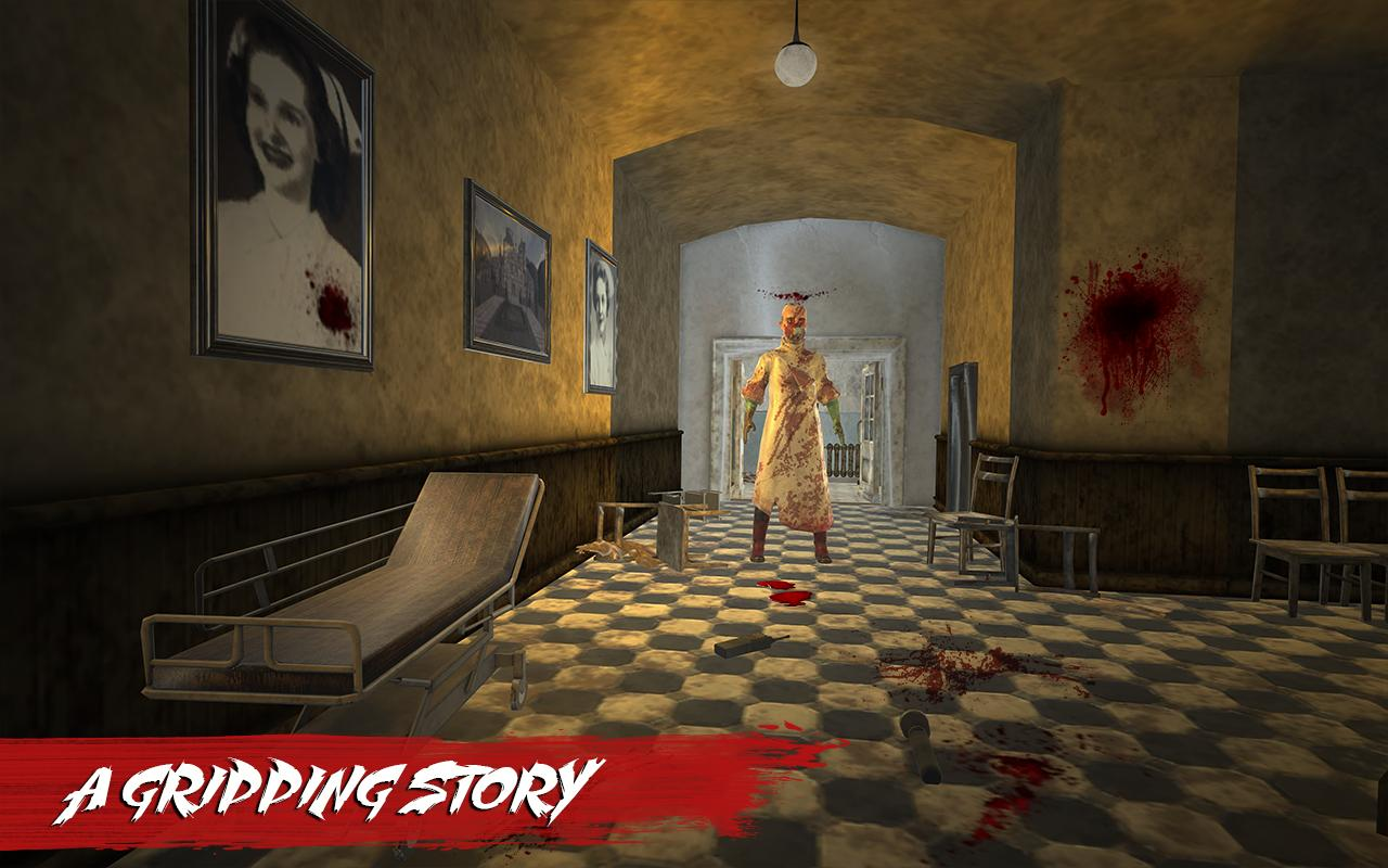 Scary Hospital Escape - Haunted Old Hospital 1.0 Screenshot 6