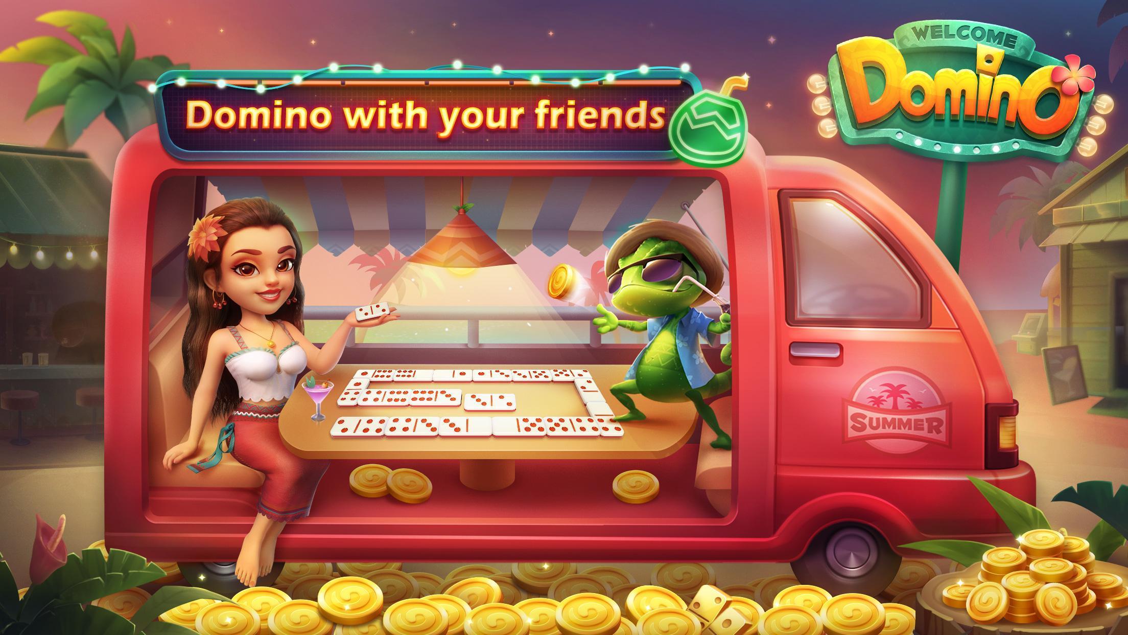 Higgs Domino Island-Gaple QiuQiu Poker Game Online 1.62 Screenshot 1