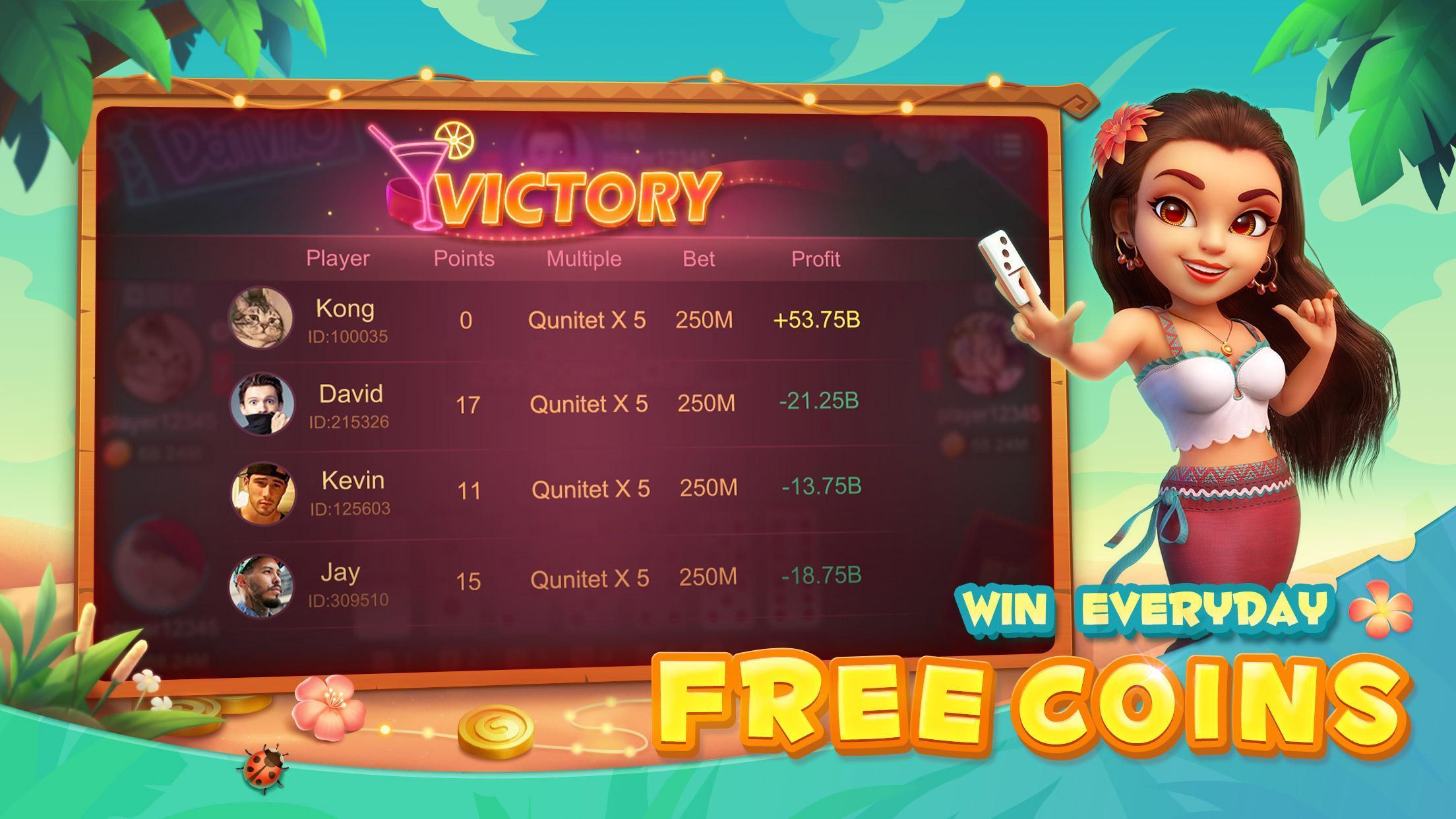 Higgs Domino Island-Gaple QiuQiu Poker Game Online 1.62 Screenshot 4