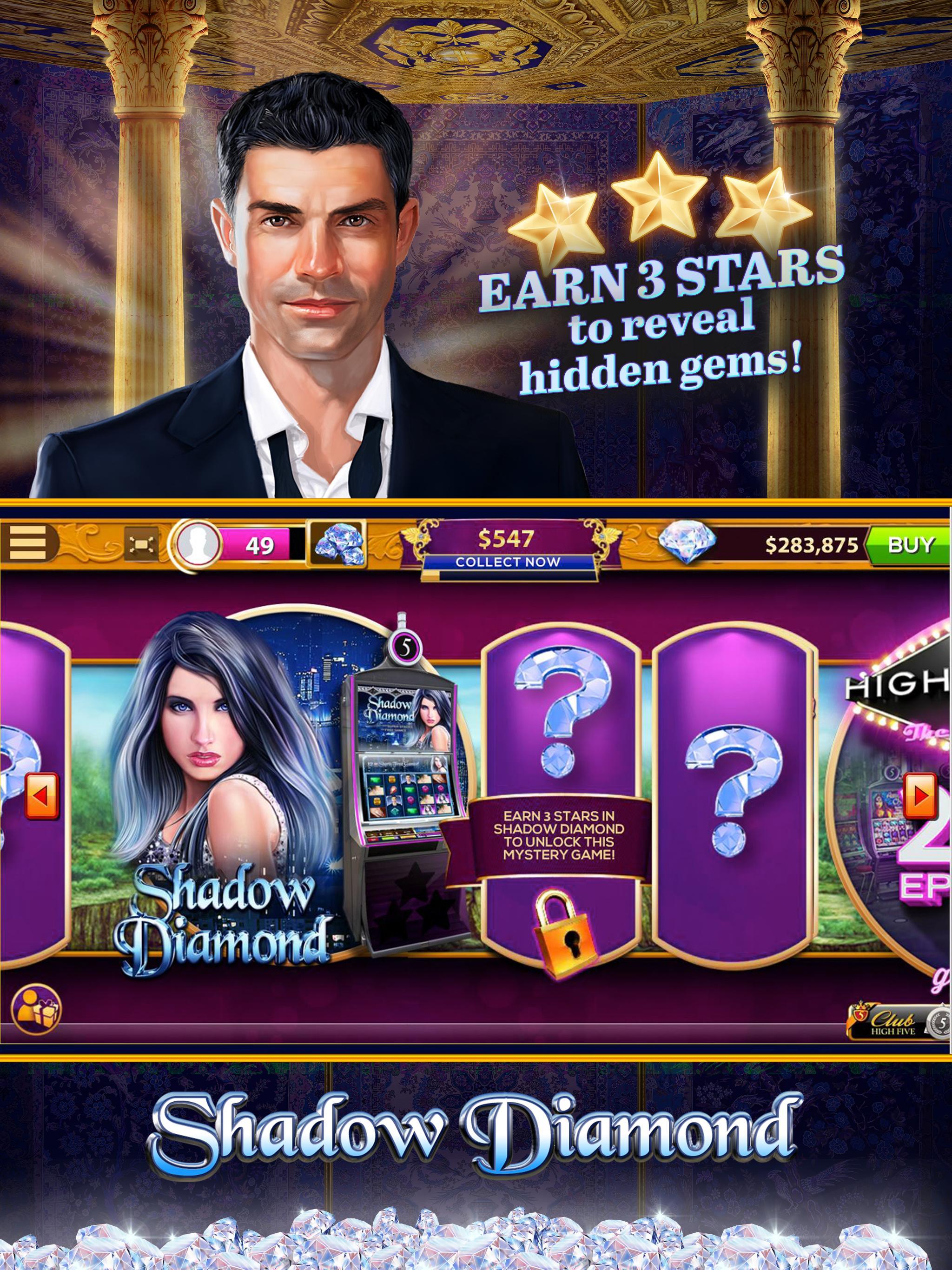 Da Vinci Diamonds Casino – Best Free Slot Machines 3.0.5 Screenshot 10