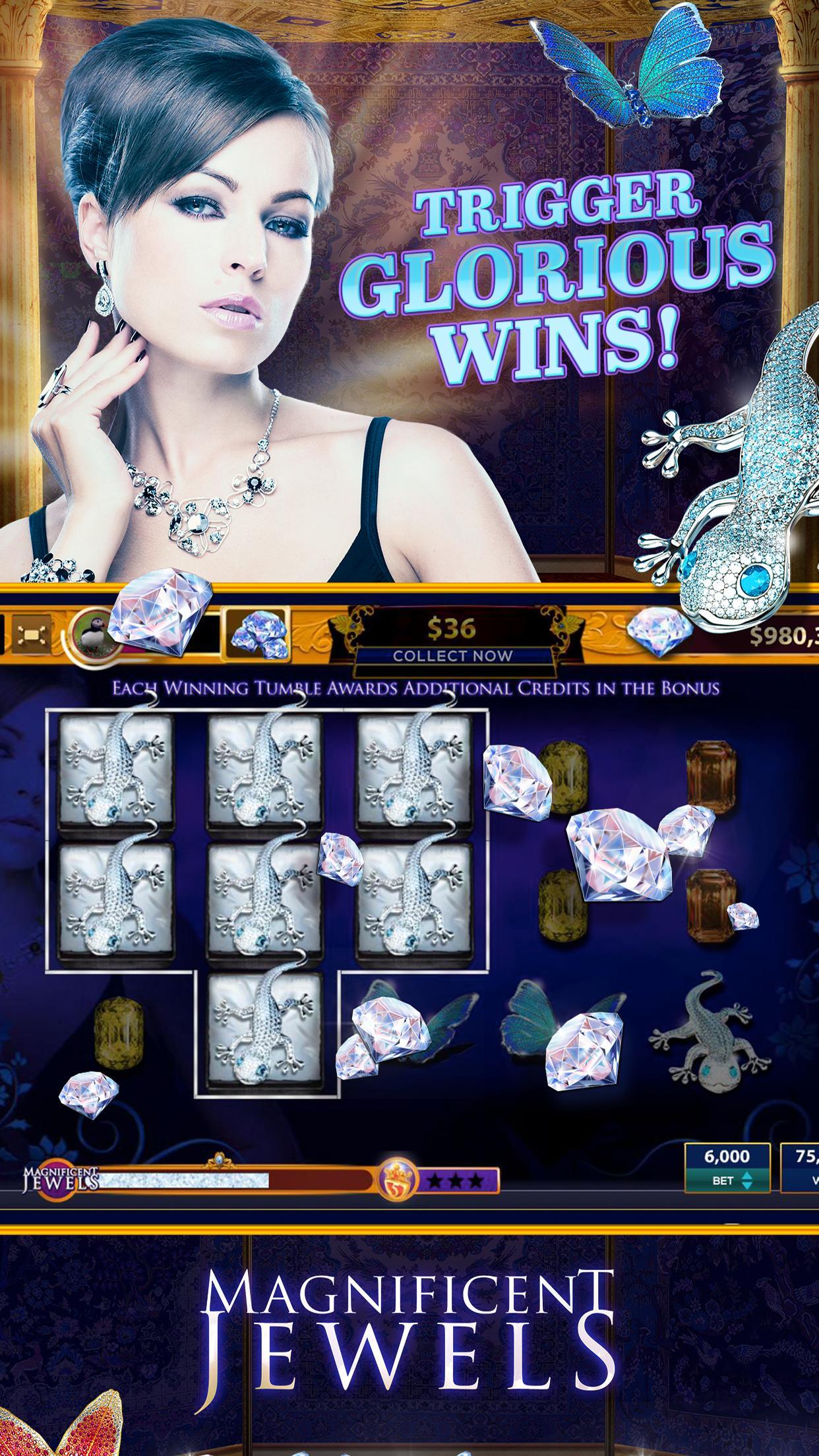 Da Vinci Diamonds Casino – Best Free Slot Machines 3.0.5 Screenshot 3
